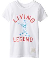 The Original Retro Brand Kids - Living Legend Vintage Cotton Short Sleeve Tee (Toddler)