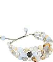 Chan Luu - Three-Tier Pearl Bracelet