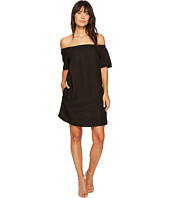 Allen Allen - Two-Pocket Off the Shoulder Dress