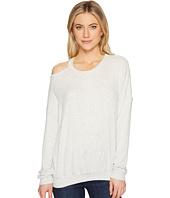 Splendid - One Shoulder Sweatshirt