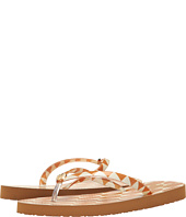 Tory Burch - Printed Thin Flip-Flop