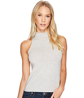 Alternative - Cotton Modal Spandex Jersey Mock-Turtle Tank Top