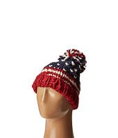 San Diego Hat Company - KNH3453 American Flag Beanie