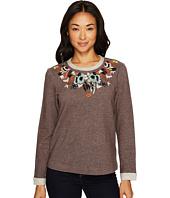Lilla P - Embroidered Sweatshirt