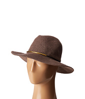 San Diego Hat Company - CTH8077 Knit Fedora with Gold Trim