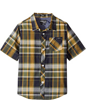 O'Neill Kids - O'Neill Plaid Short Sleeve Woven (Toddler/Little Kids)