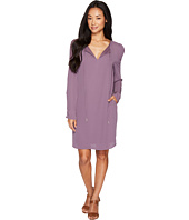 B Collection by Bobeau - Amada Long Sleeve Woven Dress