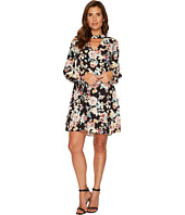 B Collection by Bobeau - Mykla Long Sleeve Dress
