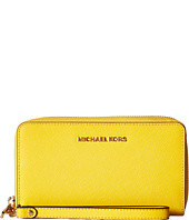 MICHAEL Michael Kors - Jet Set Travel Large Flat Multifunction Phone Case