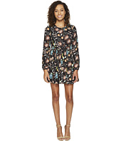 ROMEO & JULIET COUTURE - Floral Woven Printed Dress