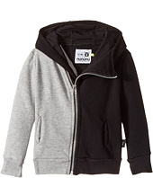 Nununu - 1/2 and 1/2 Zip Hoodie (Infant/Toddler/Little Kids)