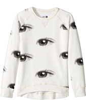 Nununu - Eye Sweatshirt (Little Kids/Big Kids)