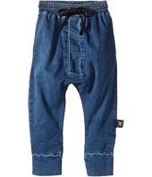 Nununu - Oversized Denim Baggy Pants (Infant/Toddler/Little Kids)