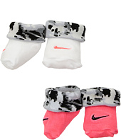 Nike Kids - 2-Pair Pack Daytrip Cuff Bootie (Infant)