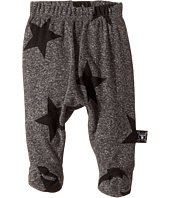 Nununu - Star Footie Baggys Pants (Infant)