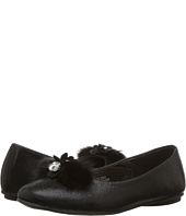 kensie girl Kids - Fuzzy Toe Flat (Little Kid/Big Kid)
