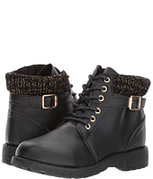 kensie girl Kids - Lace-Up Buckle Boot (Little Kid/Big Kid)