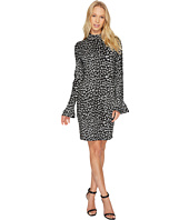 MICHAEL Michael Kors - Metallic Cheetah Dress