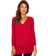 MICHAEL Michael Kors - Multi Woven Layered Top
