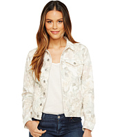 7 For All Mankind - Classic Denim Jacket w/ Distress