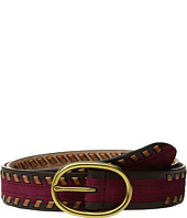 Fossil - Evie Color Block Belt