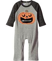 Mud Pie - Halloween Pumpkin One-Piece (Infant)