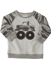 Mud Pie - Camo Truck Sweatshirt (Infant/Toddler)