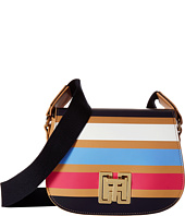 Tommy Hilfiger - TH Twist Stripe Saddle Bag