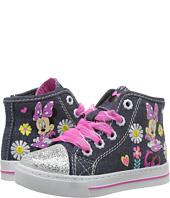 Josmo Kids - Minnie Sparkle Toe Hi Top (Toddler/Little Kid)