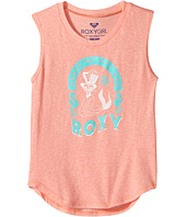 Roxy Kids - Queen of The Sea Muscle Tee (Toddler/Little Kids/Big Kids)