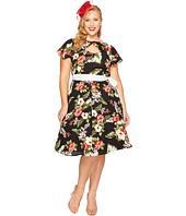 Unique Vintage - Plus Size Ashcroft Dress