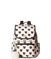 Luv Betsey - Grad Cotton Quilted Backpack