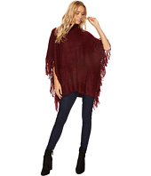 Steve Madden - Patches of Me Knit Poncho