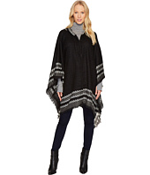 Steve Madden - Cross Roads Zip Front Hooded Topper