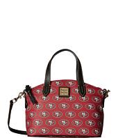 Dooney & Bourke - NFL Signature Ruby Bag