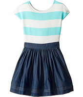 fiveloaves twofish - Stripe Abbie Dress (Little Kids/Big Kids)