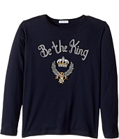 Dolce & Gabbana Kids - Be The King T-Shirt (Big Kids)