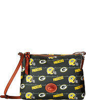 Dooney & Bourke - NFL Nylon Crossbody Pouchette