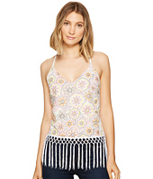 XOXO - Embroidered Cami