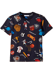 Dolce & Gabbana Kids - Back to School Sports T-Shirt (Toddler/Little Kids)