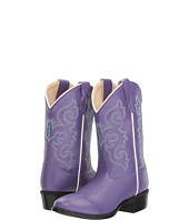 Old West Kids Boots - Pearlized Purple (Toddler/Little Kid)