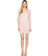 Laundry by Shelli Segal - Lace Dress with 3/4 Sleeve