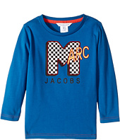 Little Marc Jacobs - MTV Style Long Sleeve T-Shirt (Toddler/Little Kids)