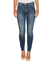 Hudson - Barbara High-Rise Super Skinny in Nowhere Girl