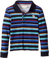 Paul Smith Junior - Striped Polo (Toddler/Little Kids)