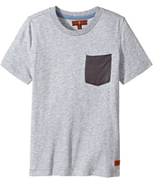 7 For All Mankind Kids - Short Sleeve T-Shirt (Little Kids/Big Kids)