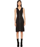 Sonia Rykiel - Plain Crepe Zip Dress