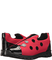 Dolce & Gabbana Kids - Ladybug Sneaker (Little Kid/Big Kid)