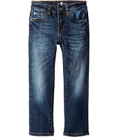 7 For All Mankind Kids - Standard Jean in Seaside Vintage (Toddler)