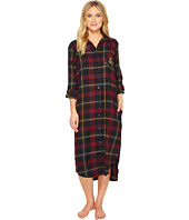 LAUREN Ralph Lauren - Long Sleeve Ballet His Shirt Sleepshirt